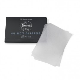 BH Cosmetics Rasuimav salvrätid Oil Blotting Papers