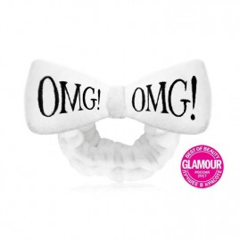 Double Dare Omg! Mega Hair Band White