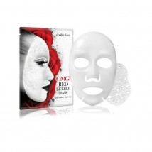 Double Dare Omg! Red Bubble Deep Cleansing and Exfoliating Mask