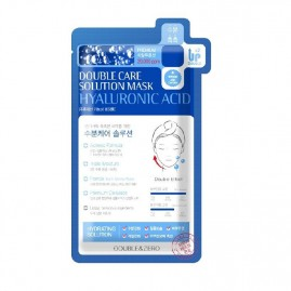 Double & Zero Double Care Solution Hyaluronic Acid Näomask 1tk.