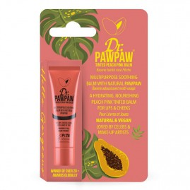 Dr.Pawpaw Tinted Peach Pink Palsam 10ml