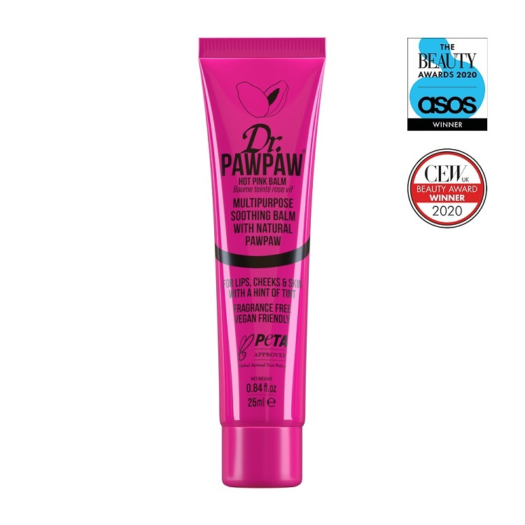 Dr. Pawpaw Tinted Hot Pink Palsam 25ml