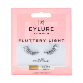 Eylure Liimitavad Kunstripsmed Accent Fluttery Light 007