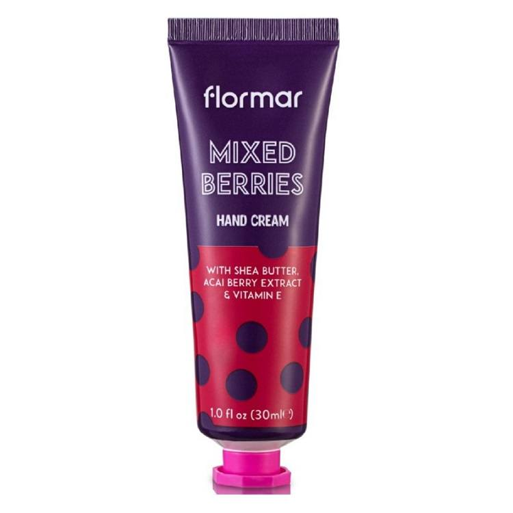 Flormar Hand Cream Mixed Berries
