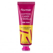 Flormar Hand Cream Cotton Candy & Vanilla