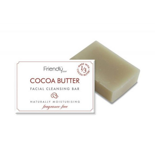Friendly Soap Cocoa Butter Näoseep 95g