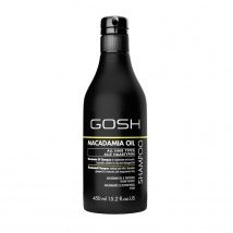 Gosh Copenhagen Šampoon Macadamia oil 450 ml