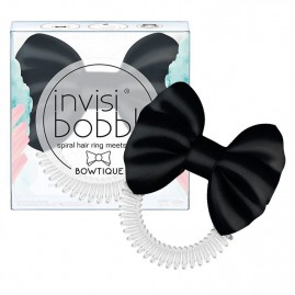 Invisibobble Hair Ring Bowtique True Black (3 tk.)
