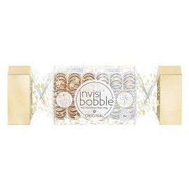 Invisibobble Hair Ring Original Duo Cracker (6 tk.)
