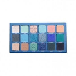 Jeffree Star Cosmetics Blue Blood Lauvärvide Palett