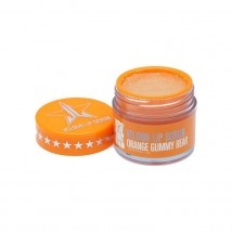 Jeffree Star Cosmetics huulekoorija Velour Lip Scrub Orange Gummy Bear