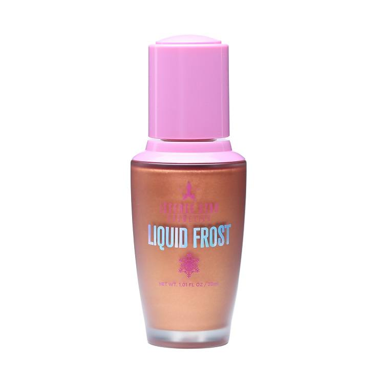Jeffree Star Cosmetics Vedel Valgust Peegeldav Kreem Liquid Frost Heat Wave