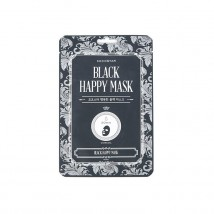 Kocostar Puhastav mask Black Happy Mask