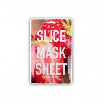 Kocostar Kiirgusmask Slice Mask Sheet Strawberry