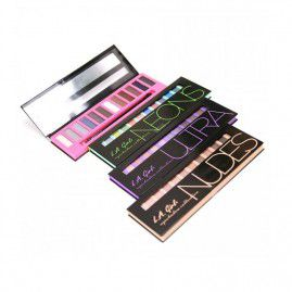 L.A. Girl lauvärvipalett Beauty Brick Eyeshadow Collection
