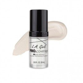 L.A. Girl Meigi aluskreem PRO Coverage HD White