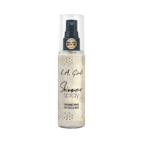 L.A. Girl Shimmer Spray Gold
