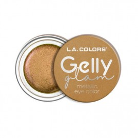 L.A. Colors Gelly Glam Metallic Eye Color Lauvärv