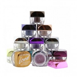 L.A. Colors Iced Pigment Powder