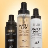 Milani Make It Matte Charcoal Setting Spray