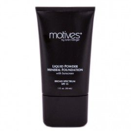Motives jumestuskreem Liquid Powder Mineral Foundation SPF 15