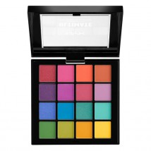 NYX Professional Makeup Ultimate Lauvärvipalett Brights