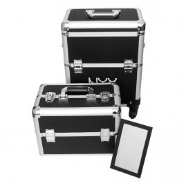 NYX Professional Makeup Artist Train Case 4 Tier Meigikohver