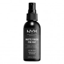 NYX Professional Makeup Setting Spray Matte Finish Meigikinnitussprei