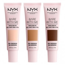 NYX Professional Makeup Bare With Me Tinted Skin Veil Meigi Aluskreem