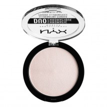 NYX Professional Makeup Duo Chromatic Illuminating Puuder