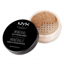 NYX Professional Makeup Mineral Finishing Powder Mineral Viimistluspuuder