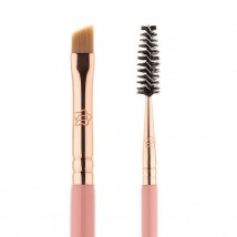 PINK STAR L902 Angled brow brush (rose gold)