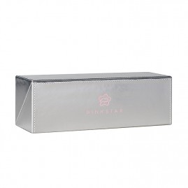 PINK STAR Makeup brush box case