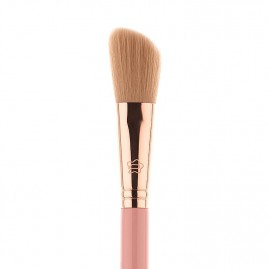 PINK STAR L803 Angled contour brush (rose gold)