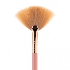 PINK STAR L806 Fan brush (rose gold)
