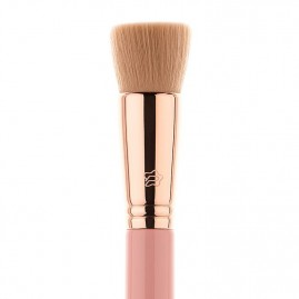 PINK STAR L807 Flat buffer brush (rose gold)