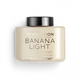 Revolution Beauty Tolmpuuder Banana Light
