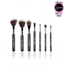 Sigma Meigipintslite komplekt Mr. Bunny Travel Kit (7tk.)