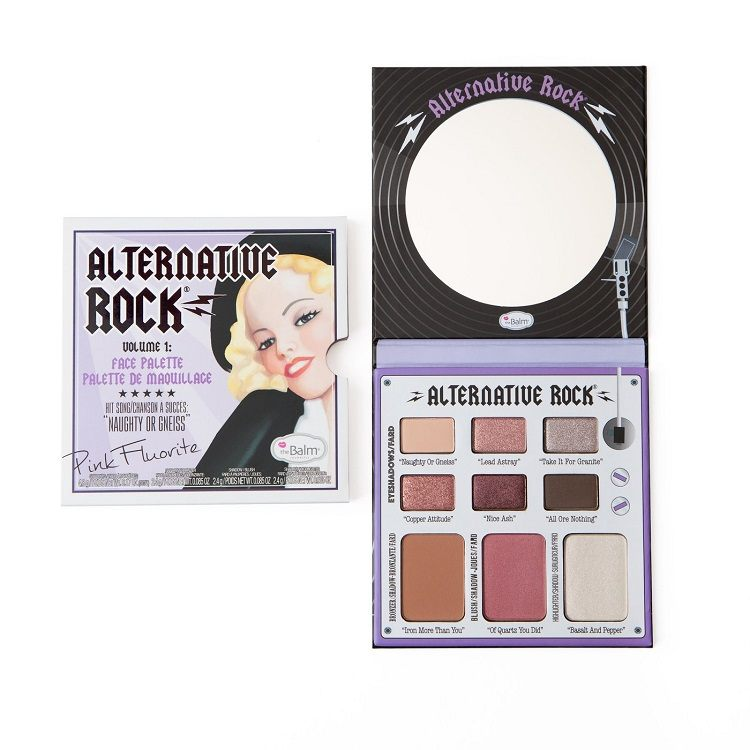 61862c02788 the Balm Cosmetics Näopalett Alternative Rock Vol. 1 | MakeMyDay