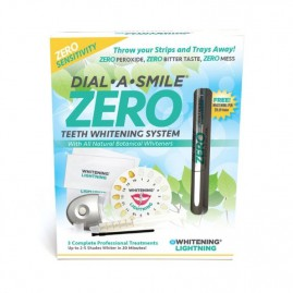 Whitening Lightning Dial A Smile Zero Teeth Whitening Hammaste Valgendamise Süsteem